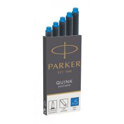 Parker ROYAL tintapatron mosható kék 1950383