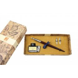 Kalligrafikus toll szett
