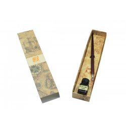 Kalligrafikus toll szett - Leonardo