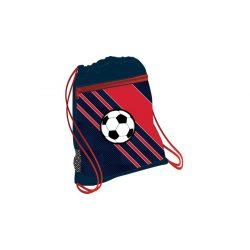 Belmil hálós és zsebes tornazsák 336-91, Red Stripes Football Club