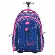 Belmil iskolatáska Trolley Girl