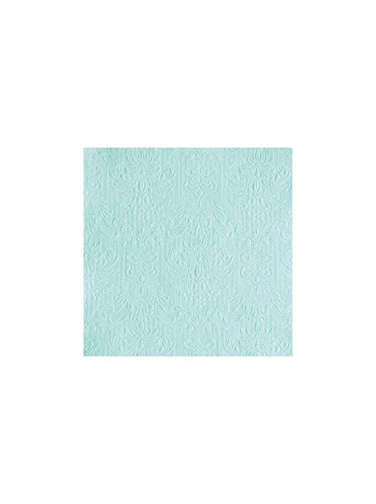 AMB.13307032 Elegance Aqua papírszalvéta 33x33cm,15db-os
