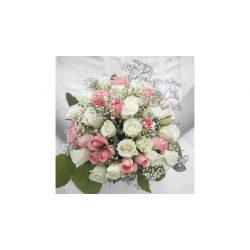 AMB.13310200 Wedding Bouquet papírszalvéta 33x33cm, 20db-os