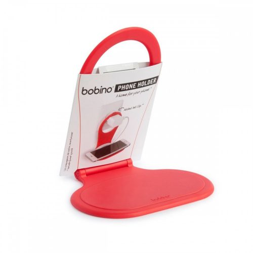 BOB Telefontartó-piros PHRD