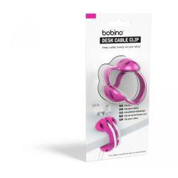 BOB Kábelrendező Pink DECAC FS