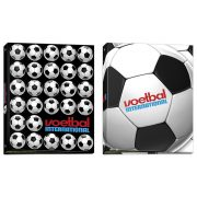 Gyűrűskönyv, New Edition, A4, Voetbal
