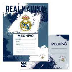 REAL MADRID PARTIMEGHÍVÓ BORÍTÉKKAL