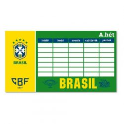 Brasil órarend kétoldalas