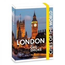 CITIES-LONDON FÜZETBOX A/5