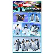 3D Matrica, pingvin