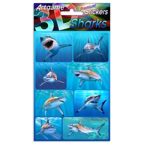3D Matrica, cápák