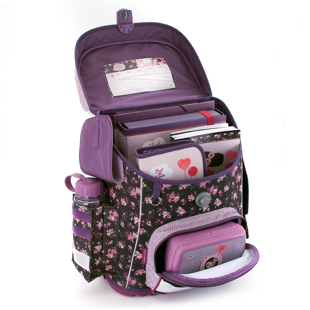 22010e39f14e Bon Voyage kompakt easy mágneszáras iskolatáska - KeS Papír ...