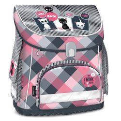 Think-Pink kompakt easy mágneszáras iskolatáska