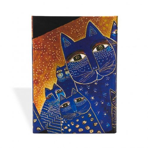 Paperblanks telefonregiszter Mediterranean Cats mini