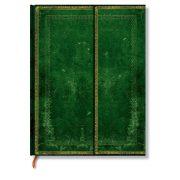 Paperblanks butikkönyv Jade ultra vonalas