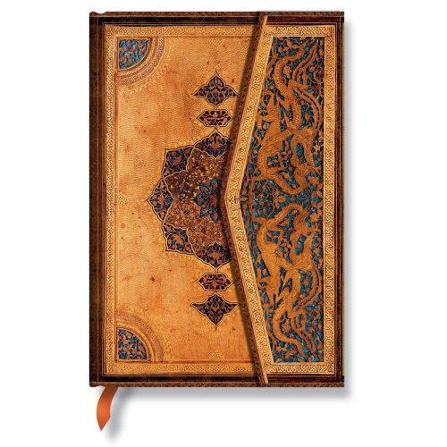 Paperblanks butikkönyv Safavid mini vonalas