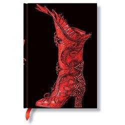Paperblanks butikkönyv Sorceress midi vonalas