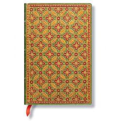 Paperblanks butikkönyv Mosaique mini vonalas