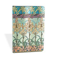 Paperblanks butikkönyv Tiger Lily mini vonalas