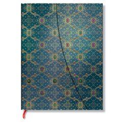 Paperblanks butikkönyv Bleu ultra vonalas