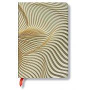 Paperblanks butikkönyv Dune mini vonalas
