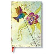 Paperblanks butikkönyv Hummingbird mini vonalas