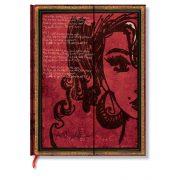Paperblanks butikkönyv Amy Winehouse, Tears Dry ultra vonalas