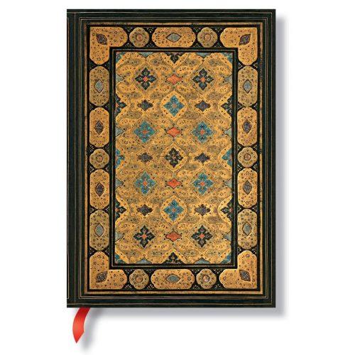 Paperblanks butikkönyv Shiraz midi vonalas