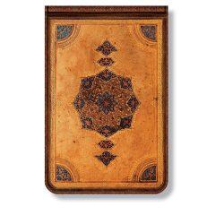 Paperblanks Safavid jegyzetfüzet kockás