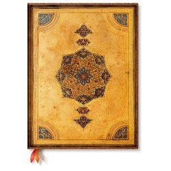 Paperblanks pontozott notesz Safavid ultra (keményfedeles)  240 old.