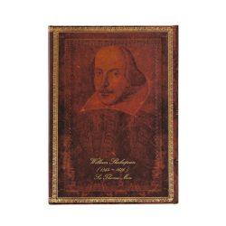 Paperblanks butikkönyv Shakespeare, Sir Thomas More mini vonalas