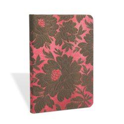 Paperblanks butikkönyv Black Dahlia mini vonalas