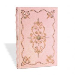 Paperblanks butikkönyv Cotton Candy midi vonalas