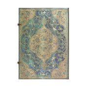 Paperblanks butikkönyv Turquoise Chronicles mini üres