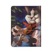Paperblanks butikkönyv Cat and the Fiddle midi vonalas