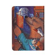 Paperblanks butikkönyv Moonlight Stories midi vonalas
