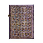 Paperblanks butikkönyv Blue Rhine midi vonalas