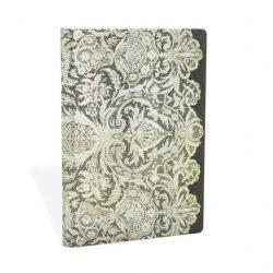 Paperblanks butikkönyv Ivory Veil mini vonalas