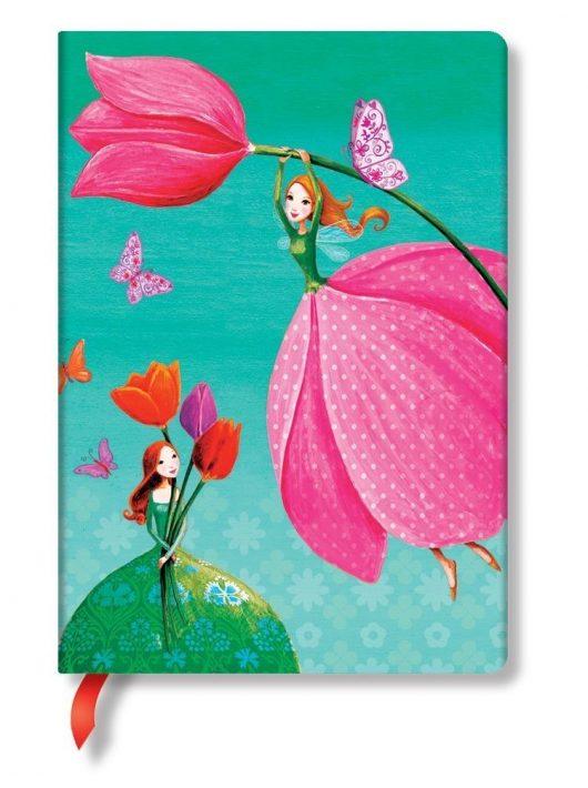 Paperblanks butikkönyv Joyous Springtime midi üres