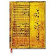 Paperblanks butikkönyv Bach, Cantata BWV 112 ultra üres