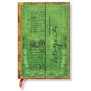 Paperblanks butikkönyv WB Yeats mini vonalas