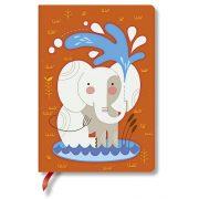 Paperblanks butikkönyv Baby Elephant midi üres