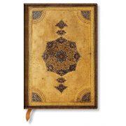 Paperblanks butikkönyv Safavid midi vonalas