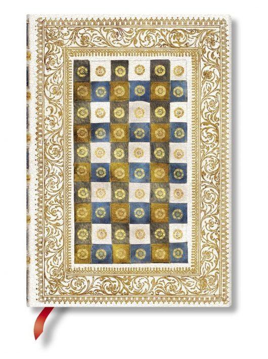 Paperblanks butikkönyv Aureo midi vonalas