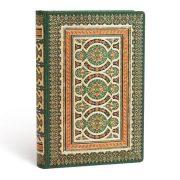 Paperblanks butikkönyv Daphnis midi vonalas