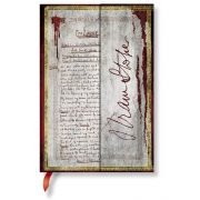 Paperblanks butikkönyv Bram Stoker, Dracula mini vonalas