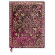 Paperblanks butikkönyv Amaranth ultra vonalas