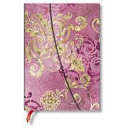 Paperblanks butikkönyv Polished Pearl midi vonalas