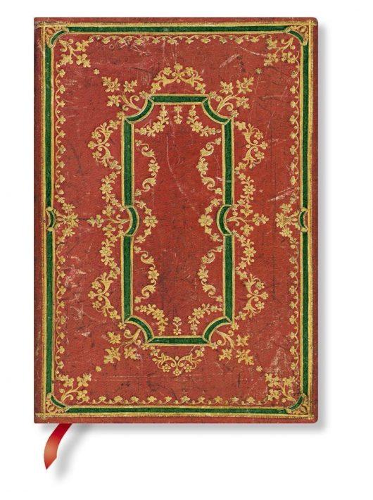 Paperblanks butikkönyv Ironberry midi vonalas