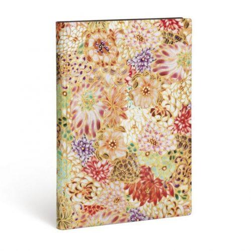 Paperblanks FLEXIS notesz, füzet Kikka midi vonalas 176 old.